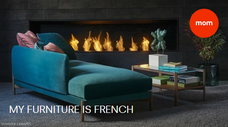 L'Ameublement français - Maison&Objet 2018 - Sélection MOM My Furniture is french