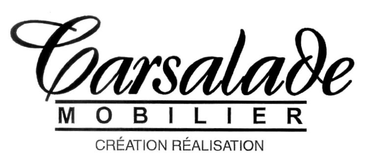 CARSALADE MOBILIER